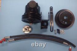 1955 1956 1957 Chevrolet power steering conversion small block front motor mount