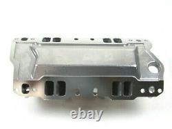 1957-1986 SBC 350 Tall High Rise Intake Manifold 3000-7500RPM Polished BPE-4007P