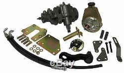 1960-66 Chevy & GMC Truck Deluxe Power Steering Conversion Small Block Chevy