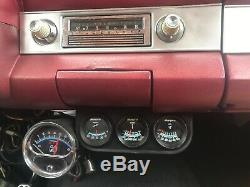 1963 Studebaker Lark Wagonaire Surf wagon Small block Chevy 5.7 V8 only 1 in UK