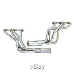 1965-1989 Small Block Chevy SBC 305 350 400 Long Tube Headers AHC Ceramic Coated