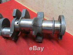 1968 1969 DZ 302 Z28 1178 Crankshaft Small Block Chevy #13878