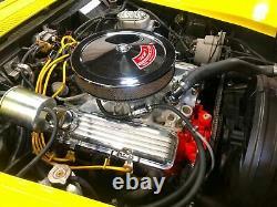 1968 Chevrolet Corvette Stingray T-tops