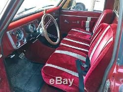 1969 GMC Sierra 1500 SIERRA CUSTOM