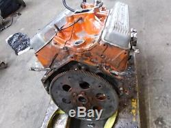 1977 Chevrolet 5.7 Litre 350ci Small Block V8 Engine 80k Miles 4 Bolt Crank