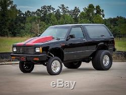 1984 Chevrolet S-10 Blazer
