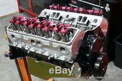 383ci Small Block Chevy Pro-Street Engine Blown 620hp+ Built-To-Order Dyno Tuned