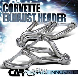 58-82 Chevy Corvette V8 Small Block Stainless Racing Manifold Header Exhaust