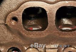 62 Corvette Impala 327 Sbc Double Hump 3782461 461x Cylinder Head Fuelie L 5 1
