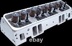 AFR SBC 195cc Aluminum As Cast Cylinder Head Chevy Straight Plug Hyd Flat Tappet