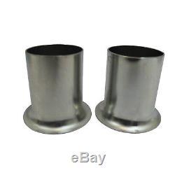 AHC Coated Long Tube Headers For Small Block Chevy SBC V8 305 350 400