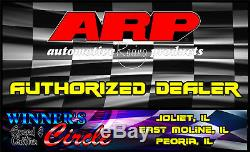 ARP 134-3610 Cylinder Head Bolt Kit Chevy LS Hex Head Free 2Day Fed-Ex Shipping