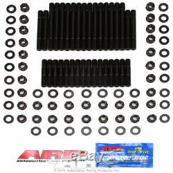 ARP Cylinder Head Stud Kit 134-4001 Hex Head Chromoly for Chevy 265-400 SBC