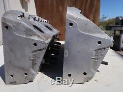 Air Flow Research 195cc aluminum heads for small block Chevy