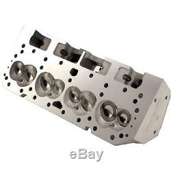 BluePrint Engines H8002S Muscle Series Small Block Chevy SBC 350 Aluminum Head
