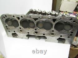 Brodix -10x Sb Chevy Aluminum Heads Ump Sbc Dragracing