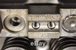 Brodix 18C Series 18 Degree Small Block Chevy Aluminum Cylinder Heads 2.18 1.62