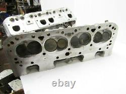 Brodix -8 Sb Chevy Aluminum Heads Ump Sbc