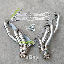 CHEVY GMC Truck & SUV Headers 88-97 (5.0L, 5.7L)SMALL BLOCK EXHAUST HEADER