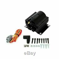 CHEVY SMALL BIG BLOCK Ready-To-Run BLK Small Cap Distributor With50K Volt Coil 350