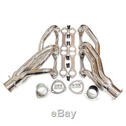 CHEVY SMALL BLOCK CAMARO/CHEVELLE/NOVA/EL CAMINO SHORTY HEADERS Ceramic