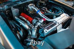 CXRacing Turbo Manifold Header For 74-81 Chevrolet Camaro SBC Small Block