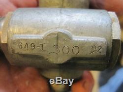 Cable Tach Drive Tachometer Chris Craft Scta Hot Rod. 300 Alternator Drive