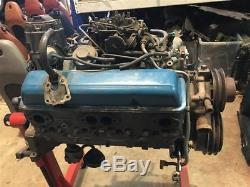 Chevrolet Corvette Stingray C3 Engine Chevrolet 350 Small Block Engine 1977