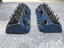 Chevy 041 Cylinder Heads Small Block