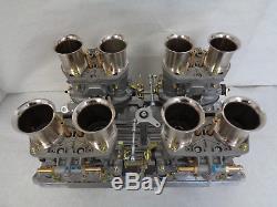 Chevy 283 327 350 Small Block Weber 44 Idf Carburetor Conversion
