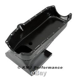Chevy II & Nova Small Block SBC 327 350 383 400 Drag Race Style Oil Pan 2pc RM