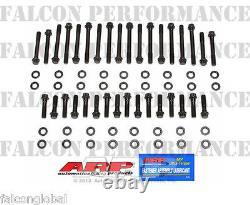 Chevy LT1 LT4 350 383 400 ARP Performance Cylinder Head Bolt+Washer Kit 12-Point