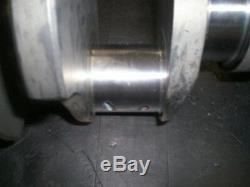 Cola 3.750 Stroke Small Block Chevy Crankshaft 400,406