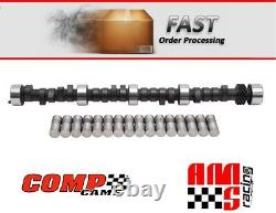 Comp Cams CL12-214-4 Hyd Camshaft & Lifters Kit Chevrolet SBC 327 350 400 305H