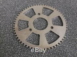 Crank Trigger Wheel 60-2 for Chevy Small Block or Big Block 3-bolt SB BB Hutter