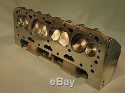 Dart 11221111p Pro 1 Aluminum Cylinder Head Chevy Small Block 327 350 400 Race