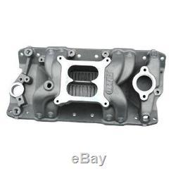 Dart 42811000 Small Block Chevy Dual Plane Intake Manifold