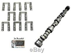 Dr. Bumpstick Retro-Fit Hyd Roller Camshaft & Lifters for Chevrolet 530/565 Lift