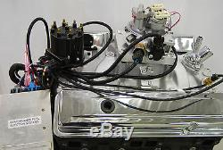 EFI Complete TBI Fuel Injection Conversion -For Stock Small Block