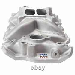 Edelbrock 2701 Perf EPS Intake SB Chevy