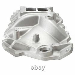 Edelbrock 2701 Perf EPS Intake SB Chevy with FREE ARP Bolts & Fel-Pro Gaskets