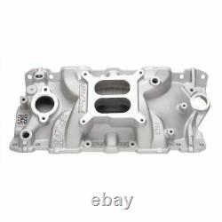Edelbrock 2701 Performer EPS Intake Manifold For 1955-1986 Chevy Small Block