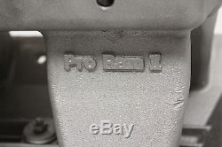 Edelbrock 2940 Pro-Ram II Tunnel Ram Intake Manifold Small Block Chevy Aluminum