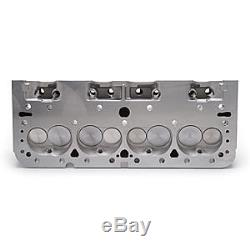 Edelbrock 5085 E-210 Series Aluminum Cylinder Head Small Block Chevy 302-400ci