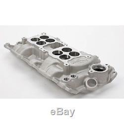 Edelbrock 5425 Small Block Chevy Dual Quad Intake Manifold