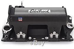 Edelbrock 71373 Pro-Flo XT EFI Intake Manifold 1986-Earlier Small Block Chevy