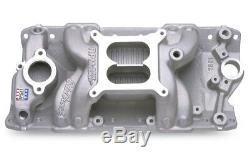 Edelbrock 7501 SBC 1955-1986 RPM Air Gap Intake Manifold