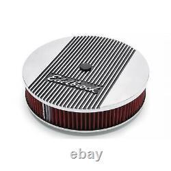Edelbrock Elite Small Block Chevy Dress-Up Kit, 4263/4266/4204