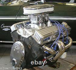 Fächerkrümmer Krümmer V2A Chevy Small Block V8 Corvette Camaro Blazer Hot Rod