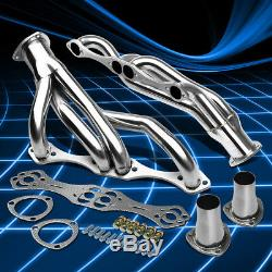 Fit Chevy Camaro 67-81 F-Body SBC Small Block Stainless Header Manifold Exhaust